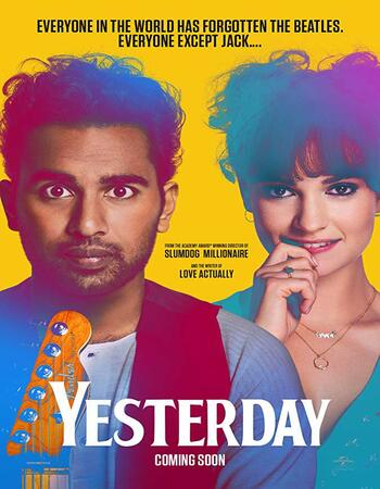 Yesterday (2019) English 480p WEBRip x264 350MB Movie Download