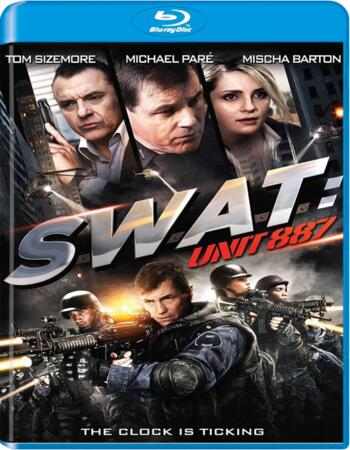 SWAT Unit 887 (2015) Dual Audio Hindi 720p BluRay x264 850MB ESubs