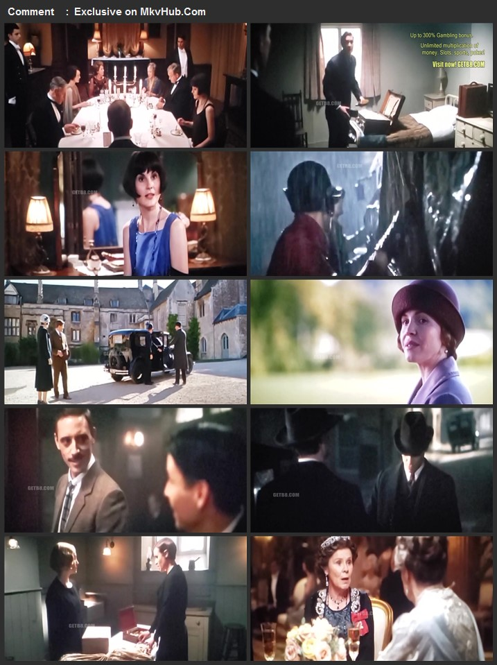Downton Abbey 2019 720p HDCAM Full English Movie Download