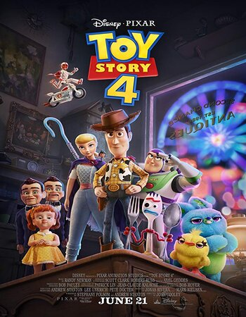 Toy Story 4 2019 1080p WEB-DL Full English Movie Download