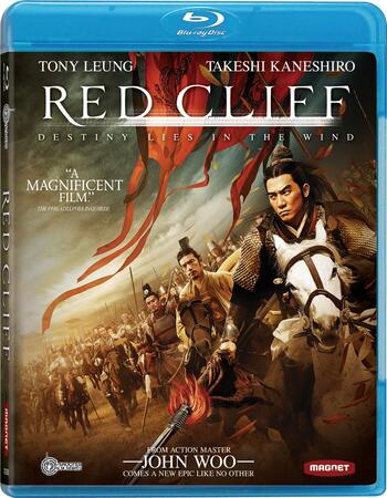 Red Cliff (2008) Dual Audio Hindi 480p BluRay x264 450MB
