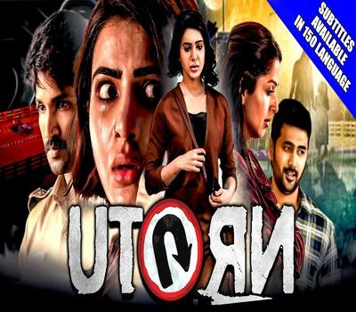 U Turn 2019 720p HDRip Full Hindi Dubbed Movie Download