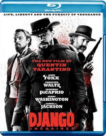Django Unchained (2012) Dual Audio Hindi 480p BluRay 550MB ESubs