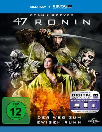 47 Ronin 2013 720p BluRay ORG Dual Audio In Hindi English