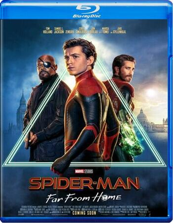 Spider-Man Far from Home 2019 720p BluRay Full English Movie Download
