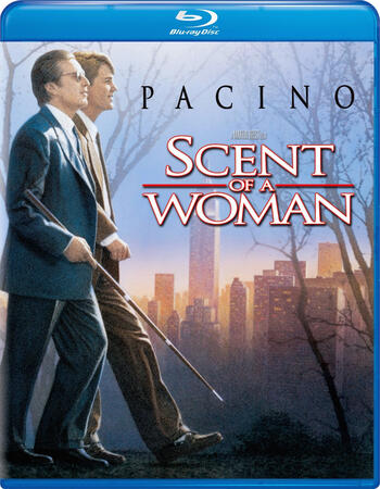 Scent of a Woman (1992) Dual Audio Hindi 720p BluRay 1.1GB ESubs