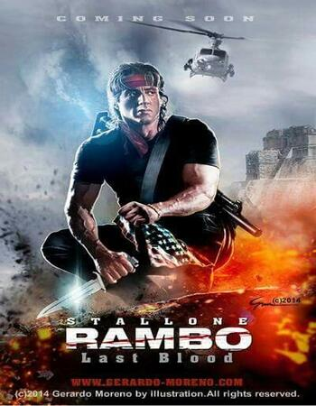 Rambo Last Blood 2019 720p HC HDRip Full English Movie Download