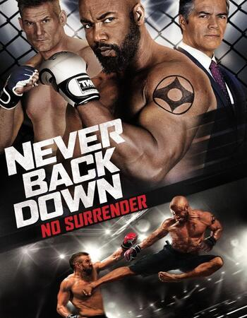Never Back Down No Surrender 2016 720p WEB-DL ORG Dual Audio in Hindi English
