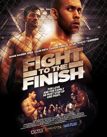 Fight To The Finish (2016) Hindi Dubbed 720p WEB-DL 700MB ESubs