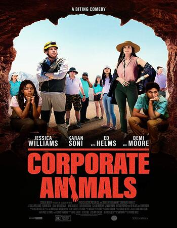 Corporate Animals 2019 720p WEB-DL Full English Movie Download