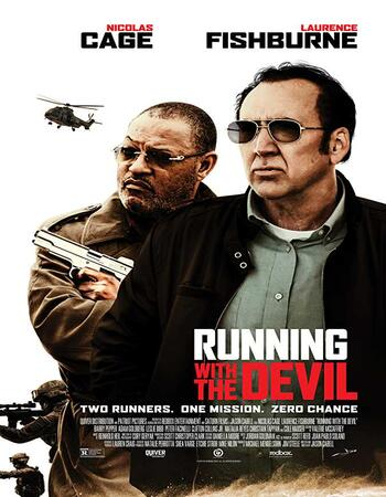 Running with the Devil (2019) English 720p WEB-DL x264 850MB ESubs Movie Download