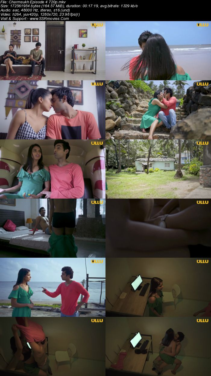 Charmsukh 2019 S01 Complete Hindi 720p WEB-DL Download