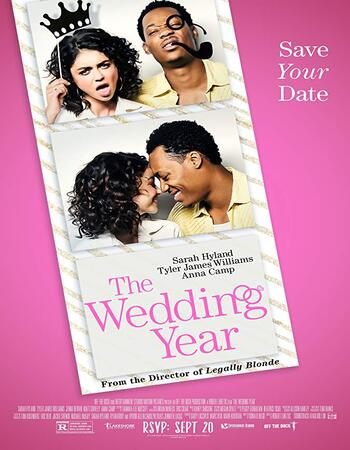 The Wedding Year 2019 720p WEB-DL Full English Movie Download