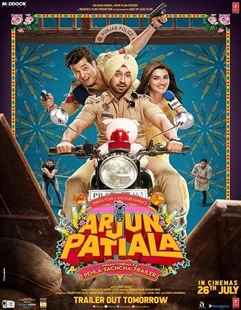 Arjun Patial 2019 720p WEB-DL Full Hindi Movie Download