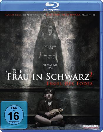 The Woman in Black 2 (2014) Dual Audio Hindi 720p BluRay x264 800MB