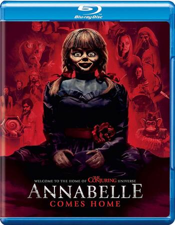 Annabelle Comes Home 2019 720p BluRay Full English Movie Download