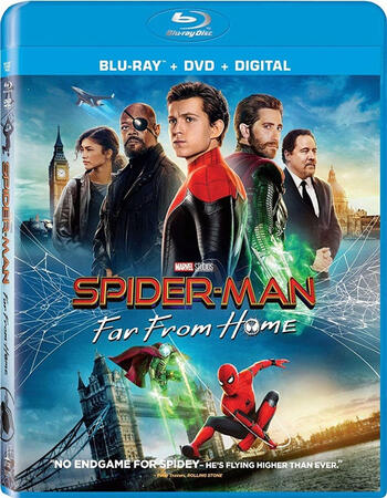 Spider-Man Far from Home 2019 1080p BluRay ORG Dual Audio In Hindi English