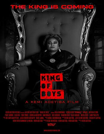 King of Boys 2018 720p WEB-DL Full English Movie Download