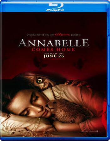 Annabelle Comes Home 2019 720p BluRay ORG Dual Audio In Hindi English