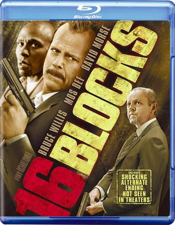 16 Blocks (2006) Dual Audio Hindi 720p BluRay x264 750MB ESubs