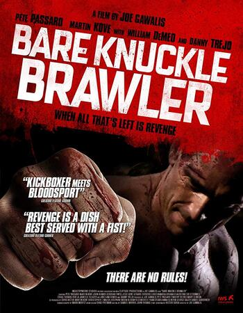 Bare Knuckle Brawler 2019 720p WEB-DL Full English Movie Download