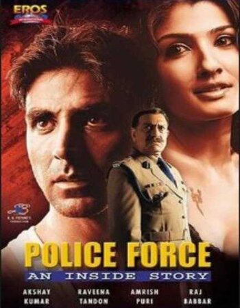 Police Force: An Inside Story (2004) Hindi 400MB HDRip 480p