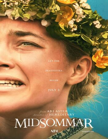 Midsommar (2019) English 720p WEB-DL x264 900MB ESubs Movie Download