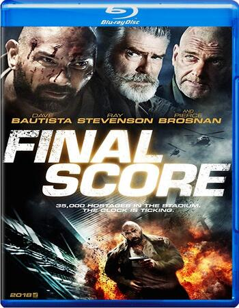 Final Score 2018 1080p BluRay Full English Movie Download