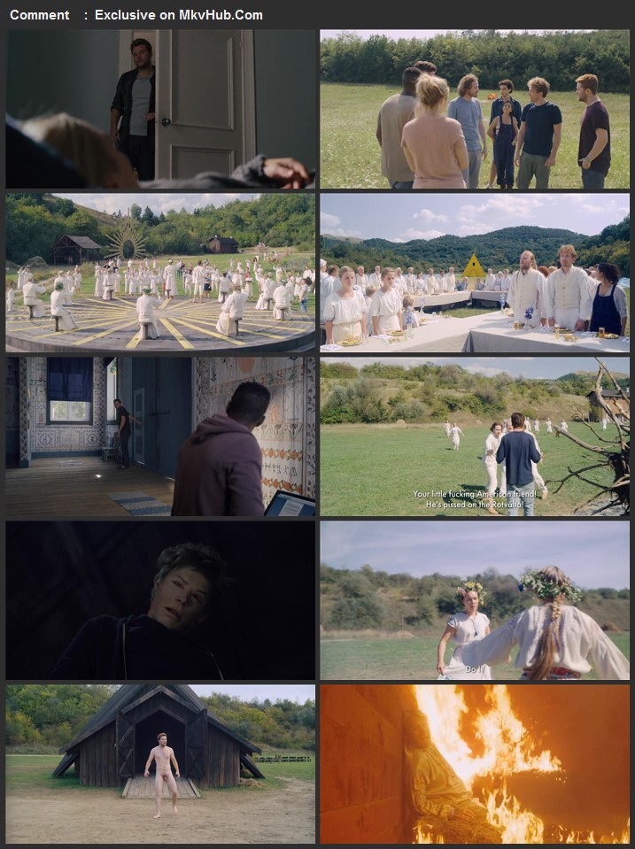 Midsommar 2019 720p BluRay Full English Movie Download