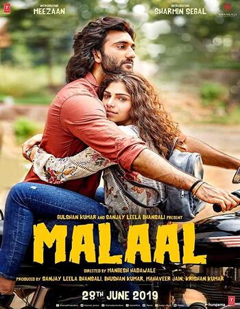Malaal (2019) Hindi 720p HDRip x264 1GB ESubs Movie Download