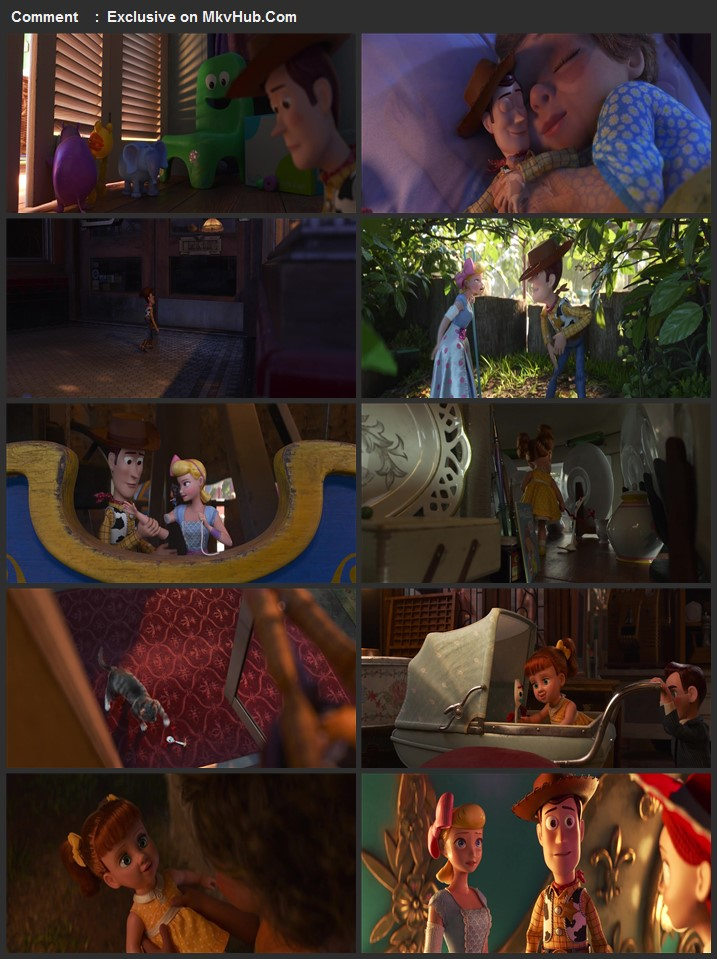 Toy Story 4 2019 720p BluRay Full English Movie Download