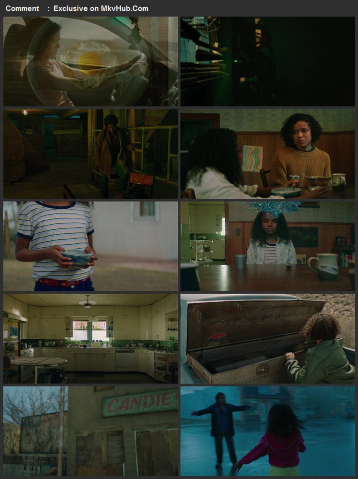 Fast Color 2018 720p BluRay Full English Movie Download