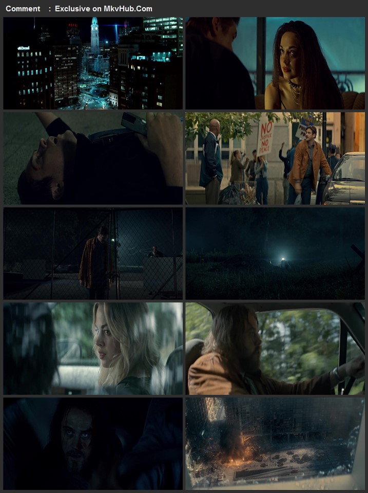 In the Shadow of the Moon 2019 720p WEB-DL Full English Movie Download