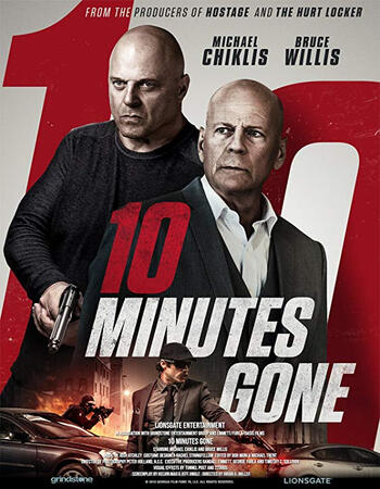 10 Minutes Gone (2019) English 720p HDRip x264 800MB ESubs Movie Download