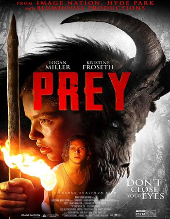 Prey 2019 720p WEB-DL Full English Movie Download
