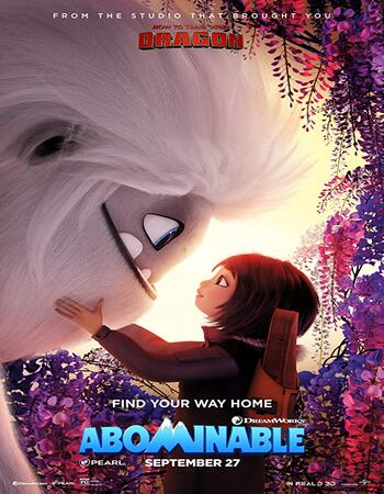 Abominable 2019 720p HDCAM 750MB English Movie Download