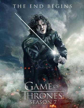 Game of Thrones S07 Complete Hindi 720p WEBRip x264 Download