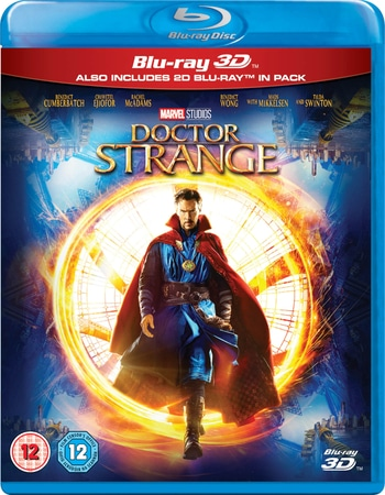 Doctor Strange 2016 720p BluRay ORG Dual Audio In Hindi English