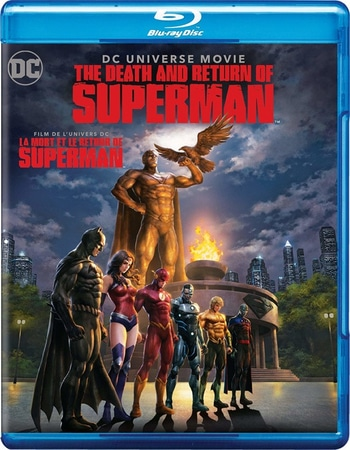 The Death and Return of Superman (2019) English 720p BluRay ESubs Movie Download