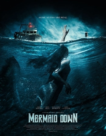 Mermaid Down 2019 720p WEB-DL Full English Movie Download