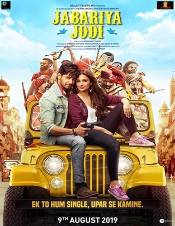 Jabariya Jodi (2019) Hindi 720p HDRip x264 1.1GB Movie Download