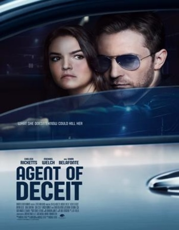 Who's Stalking Me AKA Agent of Deceit 2019 720p WEB-DL Full English Movie Download