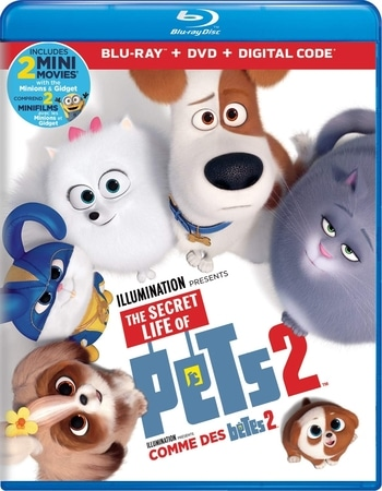 The Secret Life of Pets 2 2019 720p BluRay ORG Dual Audio In Hindi English