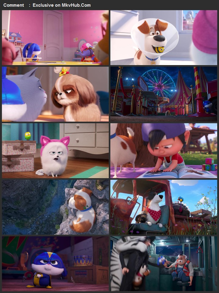 Download Film The Secret Life Of Pets 2 2019