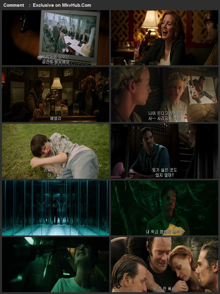 It Chapter Two 2019 720p HDRip Full English Movie Download