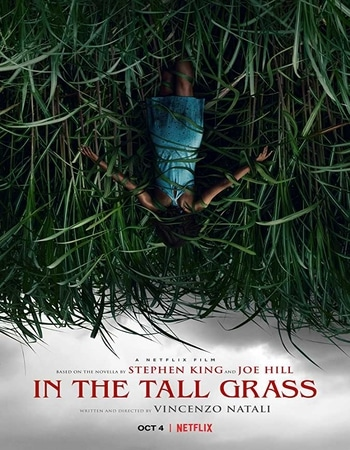 In the Tall Grass (2019) English 720p HDRip x264 Hindi Subs Movie Download