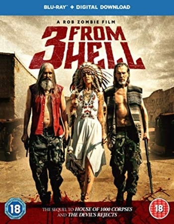 3 from Hell 2019 720p BluRay Full English Movie Download