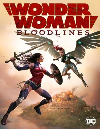 Hollywood MoviesWonder Woman Bloodlines (2019) English 720p WEB-DL 700MB ESubs