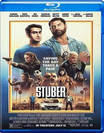 Stuber 2019 720p BluRay Full English Movie Download