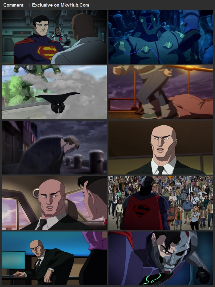 The Death and Return of Superman 2019 1080p BluRay Full English Movie Download
